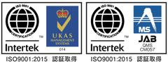 获得ISO9001:2008证书